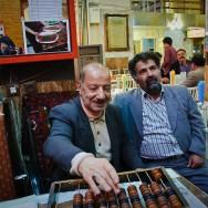Tea shop games Iran