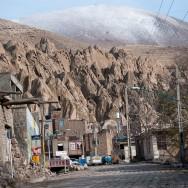Stone city in Iran