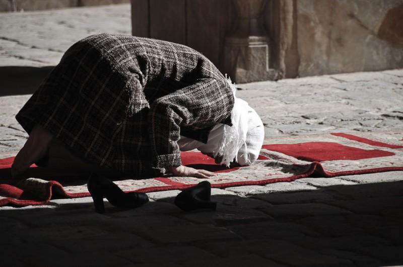 Prayer Iran