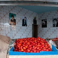 Tomatoes and James Dean in Iran