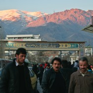 Dawn on Teheran