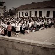 School in Laos