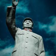 Mao Zedong monument