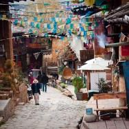 Streets of Shangri-la