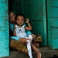 Mother from Archipelag Aru