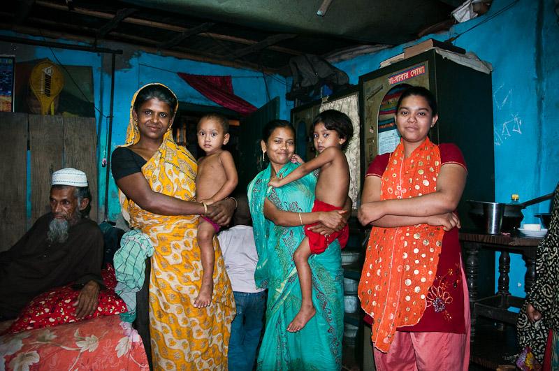 Family house, Bangladesh