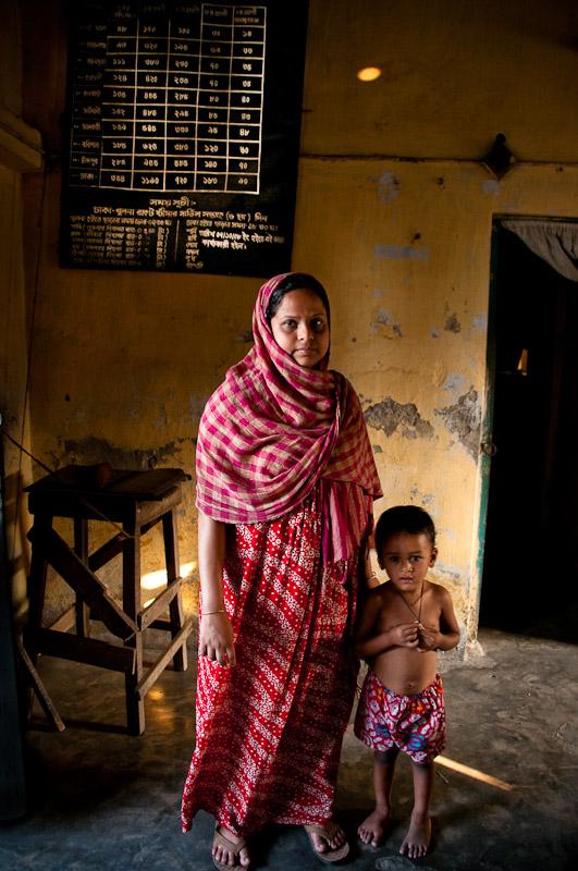 Harbor Master's Wife, Bangladesh