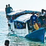 Indonezyjska łódź Indonesian boat