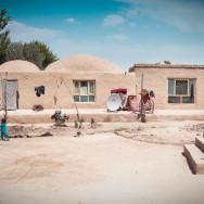 Afgańska wioska