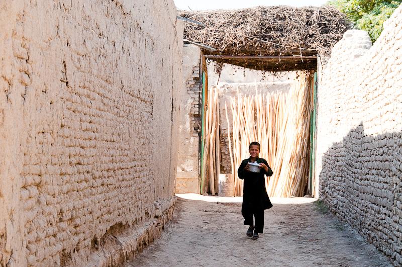 Mikroświaty za murami, Afganistan, Balkh