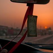 Nocna jazda, Afganistan
