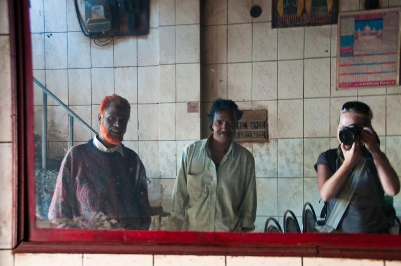 Indyjska restauracja